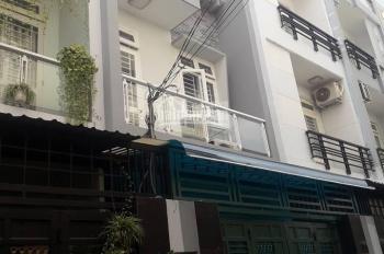 Nhà cho thuê HXT đường Số 21, P8, Gò Vấp gần trường Nguyễn Công Trứ