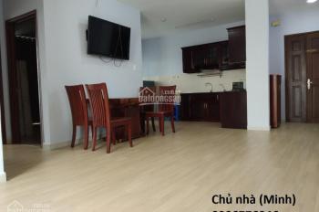 Cho thuê căn hộ 10A chung cư Sacomreal 47 Hòa Bình, 76m2