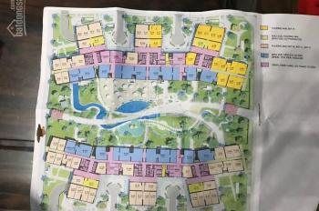 Bán shophouse A17 - A18 khu đô thị Sky Garden, Minh Khai, 110 tr/m2