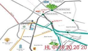 Căn hộ cao cấp Bình Tân nhận nhà ở ngay chỉ với 400tr. LH 0939 20 20 20