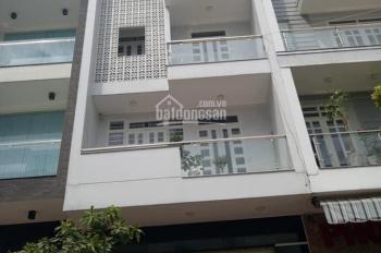 Chính chủ cho thuê nhà mặt tiền mới xây Cây Trâm P9 Gò Vấp, diện tích: 4x20m, trệt, 3 lầu