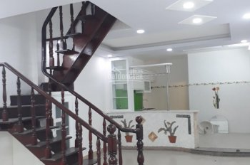 Bán nhà MTKD đường Lê Lư, quận Tân Phú, 4x12.5m, 1 trệt 1 lầu đúc, LH: 0969054983