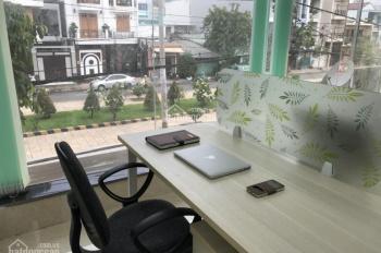 Cho thuê nhà mặt tiền Tân Phú, tiện làm công ty, kinh doanh