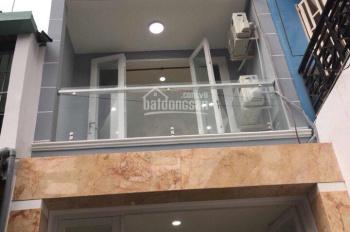 Bán nhà mặt tiền Lý Thái Tổ, Quận 10, DT 4x23m, trệt + 4 lầu nhà mới giá cực sốc