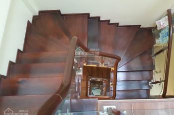 Cho thuê nhà riêng Hoàng Cầu, nhà 75m2 x 5T, MT 7,5m, nhà đẹp, giá thuê 35 tr/th, LH 0963869981