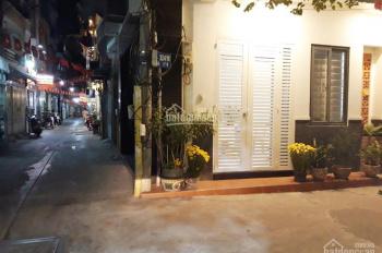 Cho thuê nhà nguyên căn 524/ Nguyễn Đình Chiểu, Q3, 4x8m trệt lầu 2PN 11.8tr/th