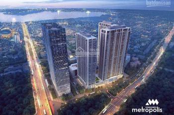 Tổng hợp quỹ căn chuyển nhượng cắt lỗ 1 - 4PN Vinhomes Metropolis, từ 3,8 tỷ. LH: 0914.68.5885