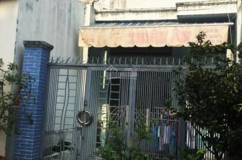 Bán nhà hẻm 4m Nguyễn Văn Luông thông ra Cư Xá Phú Lâm D, 3.55x20m