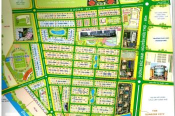 Bán đất diện tích 5x20m, 7,5x20m, 10x20m mặt tiền đường Nguyễn Thị Thập. Call 0977771919
