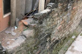 Bán đất mặt ngõ chính phố Trần Cung 56m2, SĐCC. Nở hậu, giá 1,95 tỷ