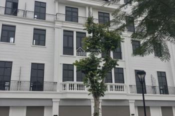 Bán Shophouse Bạch Đằng Vinhomes Imperia Hải Phòng 105m2 5 tầng 1 tum có chính sách vay đã xây xong