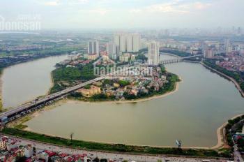 Cung điện tráng lệ khu Tây Nam Linh Đàm 300m2, MT 32m