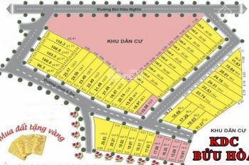 Cần tiền bán gấp lô đất chính chủ sổ sẵn, Phường Bửu Hòa, Biên Hòa, LH: 0896047606