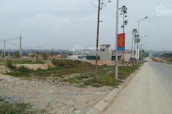 Bán đất, gara, ô tô vào nhà, VT1 đường Âu Cơ (tránh ngập), TP Yên Bái