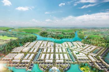 Đất nền nhà phố & biệt thự trong sân golf gần cầu Đồng Nai 2, sân bay Long Thành giá gốc 0909616400