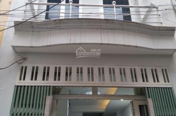 Nhà nguyên căn cho thuê hẻm 254 Lê Văn Thọ, P11, Gò Vấp. 2PN, PK, bếp hẻm 3m LH 0902567001 Thi