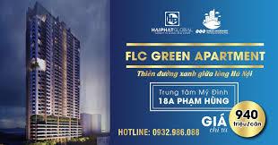 Bán căn hộ chung cư FLC Green Home 18A Phạm Hùng, suất ngoại giao (0988.000.826)