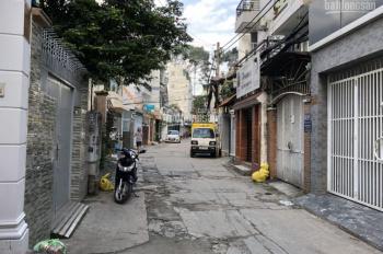 2 MT HXT Trần Quang Diệu, Q. 3, 5.6x13.5m (NH 6m) CN 74m2, 4 tầng, đang KD spa, 13.6 tỷ TL
