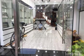 Xuất cảnh bán nhanh nhà mặt tiền đường Nguyễn Chí Thanh, phường 9, quận 5. Vị trí tuyệt đẹp