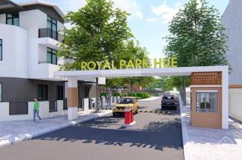 Nhà 3 tầng khu vực Royal Park, Huế