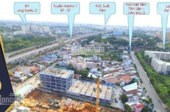 CH cao cấp The East Gate Làng đại học Quốc Gia HCM gần quận 9 Suối Tiên chỉ 720tr/căn LH 0903352656