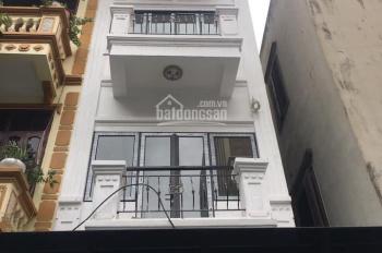 Nhà 50m2 5 tầng 6 PN ngõ 4m ô tô trước cửa phố Kim Giang, giá 3.85 tỷ