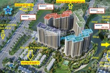 Safira Khang Điền, Quận 9, bán Block Đẹp A, B hỗ trợ vay 70%, LS 0% 24 tháng
