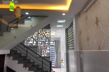 Bán nhà mới xây Thạnh Xuân 52, có hỗ trợ ngân hàng 70%, SHR, dt 54.6m2, hẻm 7m, vị trí cực đẹp