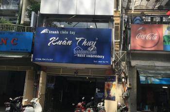 Chính chủ bán nhà mặt tiền đường Nguyễn Bá Tòng, khu chợ vải Tân Bình. 4.3x20m, giá chỉ 7.5 tỷ TL