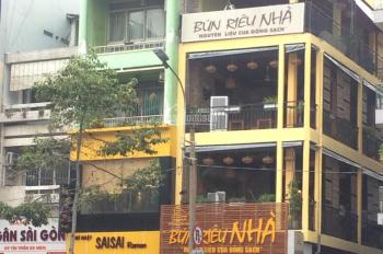 2MT Nguyễn Thái Học gần Bùi Viện, DT: 5x15m, 2 tầng có HĐ 90tr/tháng, 38 tỷ. LH Nguyễn Huy Realtor