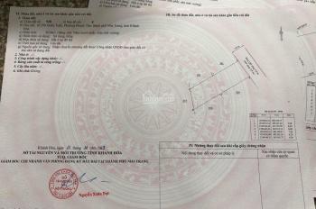 Bán đất TTTP Nha Trang 40m2 đến 60m2, giá 1,4 tỷ cho đến 2,5 tỷ. Đường Âu Cơ và hẻm Trần Phú