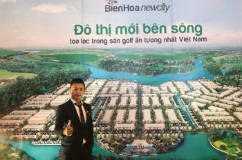 Đất nền Biên Hòa New City, chỉ 12 triệu/m2, sổ đỏ từng nền, xây dựng tự do, LH ngay 0902559005