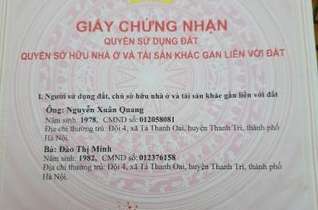 Bán nhà 39.5m2, xây 5 tầng ở Thanh Liệt, giá 3.2 tỷ; LH 0984405388