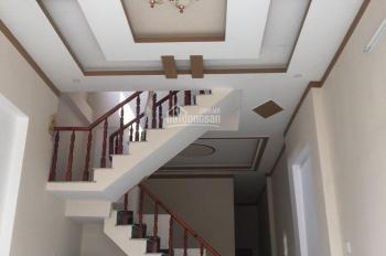 Nhà Tân Phước Khánh 4x21m thổ cư 75m, 1 trệt 1 lầu 3 phòng ngủ có sân xe hơi. Giá 1tỷ3 đường 5,5m