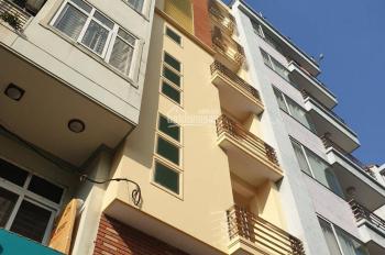 Bán nhà kinh doanh sầm uất phố Xuân Thủy. DT 62m2 x 7 tầng, MT 4.5m