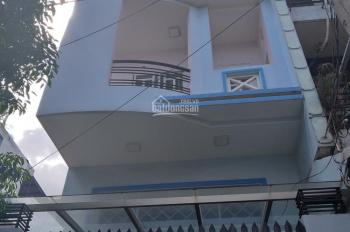 Nhà mới 1 lửng 3 lầu MT Nguyễn Cửu Đàm, Tân Phú. DT: 4x21m