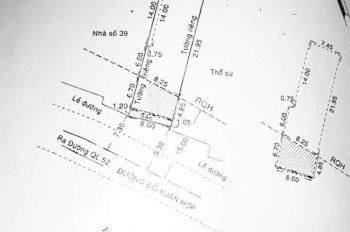 Bán mặt tiền kinh doanh đường Đỗ Xuân Hợp, P. Phước Long B, quận 9 - 290m2 - 36 tỷ