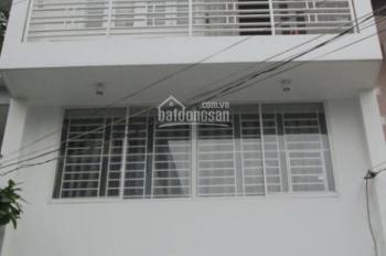 Nhanh tay mua căn nhà mới xây dựng 102m2, hẻm 154, đường Âu Dương Lân, Q.8, 1.45 tỷ