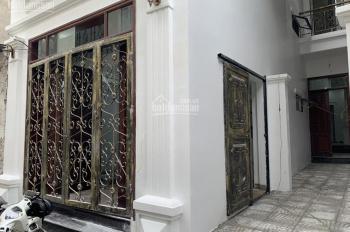 Bán nhà mặt ngõ 252 Bạch Đằng thông sang Hồng Hà, Hoàn Kiếm 60m2x5tầng mới sân cổng riêng giá 4,2tỷ