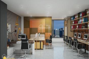 Cho thuê văn phòng Millennium Quận 4, hoàn thiện, lưu trú 24/7, giá chỉ 10tr/tháng. View sảnh chính
