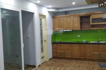 chính chủ bán căn hộ 45m2 thiết kế 2 phòng ngủ full nội thất tầng trung không có muỗi nhà đã sửa
