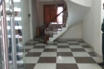 Cho thuê cả nhà 5 tầng ngõ 60 Trung Kính, Cầu Giấy, Hà Nội