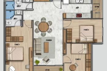 Cần bán gấp 2 căn 3 phòng ngủ La Cosmo Tân Bình (không chênh lệch). Liên hệ Tài 0967.087.089