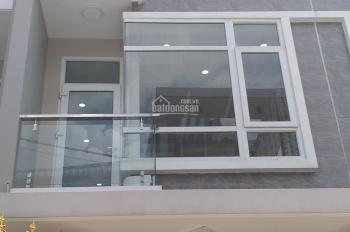 Bán Nhà giá rẻ 1 trệt 2 lầu DT 4x17m  Gần Cao Đẳng Điện Lực 200m P.Thạnh Lộc
