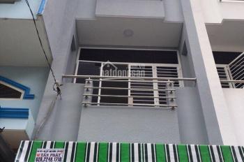 Bán gấp nhà hẻm Phan Tây Hồ, P7, Phú Nhuận, DT: 3.2x11.5m, DTSD: 174.5m2, giá 4.3 tỷ TL