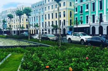 Chính chủ cần bán lại căn Lan Tường ,32,33 nằm trên mặt đường Hạ Long.Dự án Sun Premier Village.