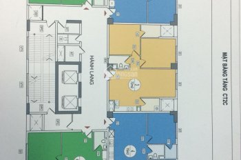 0969927306 Bán căn hộ chung cư tái định cư hoàng cầu giá tốt nhất CT2A, CT2C