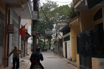 Bán căn nhà xây 2 tầng chắc chắn mặt ngõ Hùng Duệ Vương, Hải Phòng, giá 1.8 tỷ
