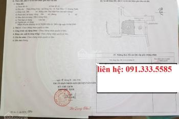 Chính chủ bán đất thổ cư ngõ ô tô thôn Đông Hợp, xã Đông Xá, Vân Đồn, giá rẻ