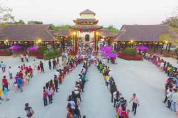 Happyland cho thuê mặt bằng kinh doanh khu du lịch